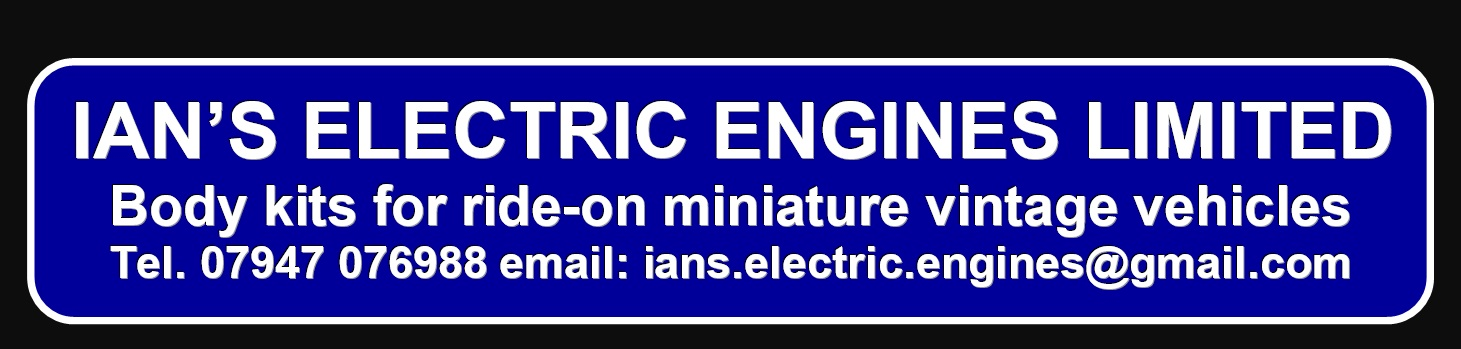 IAN'S ELECTRIC ENGINES LIMITED